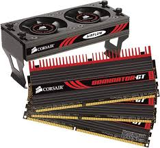 Corsair Dominator-GT DDR3 PC3-16000 (2000 MHz) 6 GB (3 X 2 GB) low-voltage 8-8-8-24 TriKiT