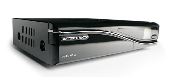 Dreambox DM800 HD se PVR digitális műholdvevő